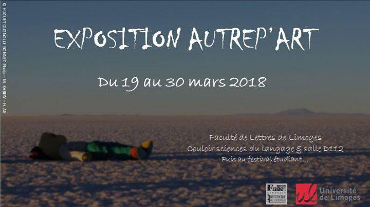 Exposition «Autrep'art», FLSH